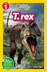 National Geographic Readers: T. rex (Level 1) Cover Image