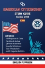 American Citizenship Study Guide - (Version 2008) by Casi Gringos.: English - Spanish Cover Image