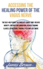Accessing the Healing Power of the Vagus Nerve: The Self-Help Guide to Stimulate Vagal Tone. Relieve Anxiety, Prevent Inflammation, Reduce Chronic Ill Cover Image