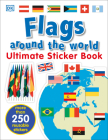 Ultimate Sticker Book: Flags Around the World Cover Image