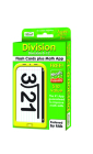 Division 0-12 Flash Cards Cover Image