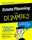 Estate Planning for Dummies Cover Image