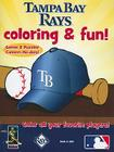 Tampa Bay Rays Coloring & Fun! Cover Image