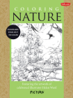 Coloring Nature: Featuring the artwork of celebrated illustrator Helen Ward (PicturaTM) Cover Image