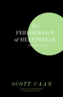 The Performance of Heartbreak and Other Plays Cover Image