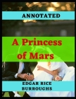 A Princess of Mars Annotated Cover Image