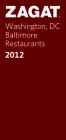 Zagat Washington, DC/Baltimore Restaurants Cover Image