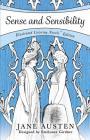 Sense and Sensibility: Coloring Novel Edition (Coloring Novels TM Edition) Cover Image