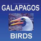 Galapagos Birds: Wildlife Photographs from Ecuador's Galapagos Archipelago, the Encantadas or Enchanted Isles, and the Words of Herman Cover Image