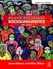 An Introduction to Sociolinguistics (Learning about Language) Cover Image
