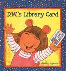 D.W.'s Library Card Cover Image