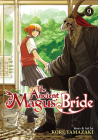 The Ancient Magus' Bride Vol. 9 Cover Image