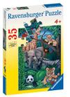 Animal Kingdom 35 PC Puzzle Cover Image