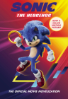 Sonic the Hedgehog: The Official Movie Novelization Cover Image