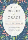 Five Minutes of Grace: Daily Devotions Cover Image