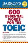 600 Essential Words for the TOEIC: with Audio CD Cover Image