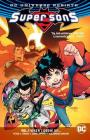 Super Sons Vol. 1: When I Grow Up (Rebirth) Cover Image