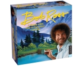 Bob Ross: A Happy Little Day-to-Day 2022 Calendar Cover Image