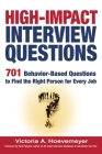 High-Impact Interview Questions Cover Image