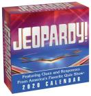 Jeopardy! 2020 Day-to-Day Calendar Cover Image