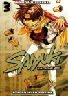 Saiyuki: The Original Series  Resurrected Edition 3 Cover Image