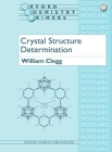 Crystal Structure Determination Cover Image