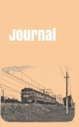 Journal: handy notebook for train enthusiasts. 5x8. 120 pages. Cover Image