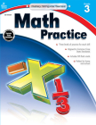 Math Practice, Third Grade (Kelley Wingate: Common Core Editions) Cover Image