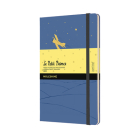 Moleskine 2022 Petit Prince Weekly Planner, 12M, Large, Landscape, Hard Cover (5 x 8.25) Cover Image
