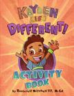Kayden is Different Activity Book Cover Image