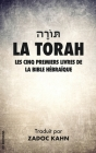 La Torah: Les cinq premiers livres de la Bible Hébraïque (Grands Caractères) Cover Image