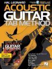 Hal Leonard Acoustic Guitar Tab Method - Combo Edition: Books 1 & 2 with Online Audio, Plus Bonus Material Cover Image