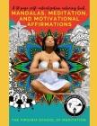 Mandalas, Meditation, and Motivational Affirmations Cover Image