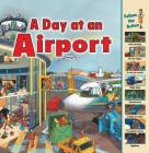 A Day at an Airport (Time Goes by) Cover Image