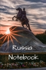 Russia Notebook Cover Image