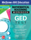 McGraw-Hill Education Mathematical Reasoning Workbook for the GED Test, Fourth Edition Cover Image