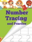 Number Tracing and Practice Cover Image