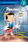 Pinocchio's Nose Grows (Disney Pinocchio) Cover Image