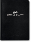 Keel's Simple Diary, Volume Two (Black): The Ladybug Edition Cover Image