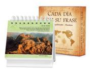 Cada Dia Con Su Frase Viajes Exploracion Aventura: Un Diario Quotebook En Practico Formato de Escritorio Cover Image