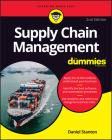 Supply Chain Management for Dummies Cover Image
