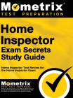 Home Inspector Exam Secrets, Study Guide: Home Inspector Test Review for the Home Inspector Exam Cover Image