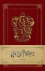 Harry Potter: Gryffindor Ruled Notebook Cover Image