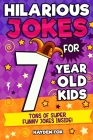 Funny Puns - Seven Year Old Edition Cover Image