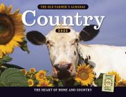 The 2022 Old Farmer's Almanac Country Calendar Cover Image