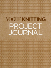 Vogue(r) Knitting Project Journal Cover Image