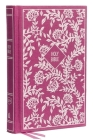KJV, Thinline Bible, Compact, Cloth Over Board, Purple, Red Letter Edition Cover Image