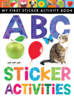 ABC Sticker Activities (My First) Cover Image
