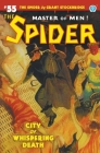 The Spider #55: City of Whispering Death Cover Image