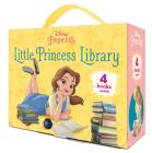 Little Princess Library (Disney Princess): Disney Cinderella; Disney The Little Mermaid; Disney Moana; Disney Beauty & the Beast Cover Image